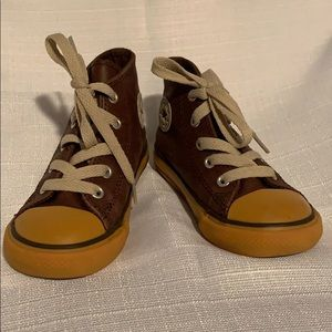 Boys Converse shoes